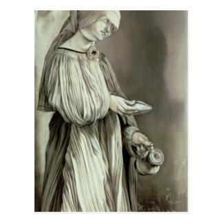 St. Elizabeth de Hungría 1509 Postal