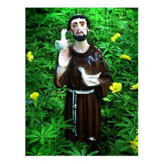 St Francis de Assisi Postales