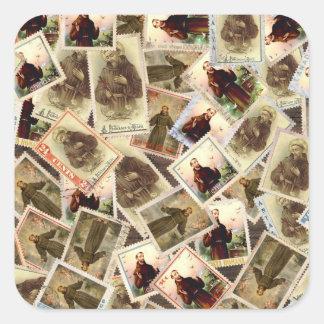 St Francis de los sellos de Assisi