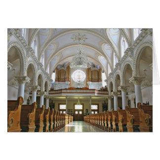 St Hyacinthe, Quebec Tarjeta De Felicitación