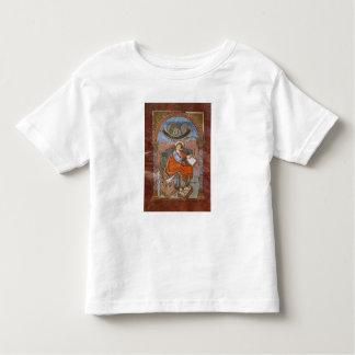St Luke, del evangelio de St. Riquier Camiseta De Bebé