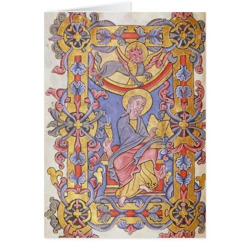 St Mark Tarjeta