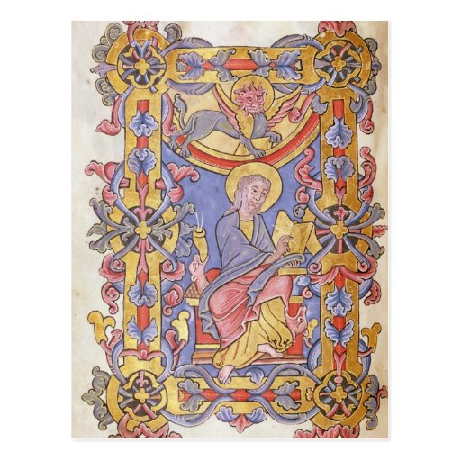 St Mark Tarjeta Postal