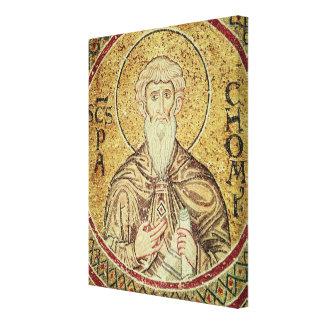 St Pachomius Impresion De Lienzo