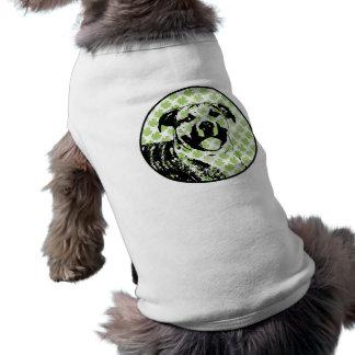 St Patricks - silueta de Pitbull - Tigger Prenda Mascota