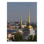 St Petersburg, Rusia Postal