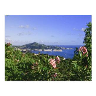 St Thomas, Islas Vírgenes de los E.E.U.U. Postal