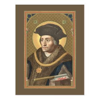 St Thomas más (SAU 026) postal #1