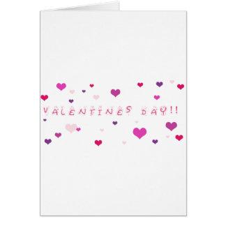 St Valentine s day Tarjetas