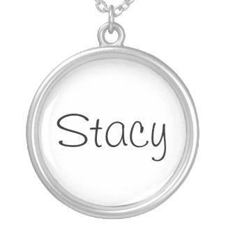 Stacy Colgante Redondo