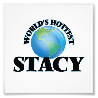 Stacy más caliente del mundo arte con fotos