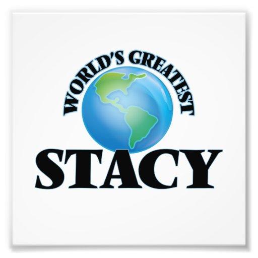 Stacy más grande del mundo fotografía