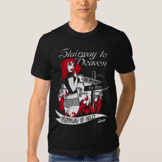 staIrway to hell Camisetas