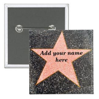 Star_ conocido pin
