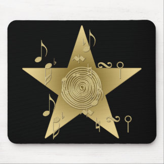 Star Tapete De Ratón
