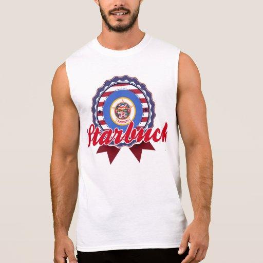 Starbuck, manganeso camiseta sin mangas