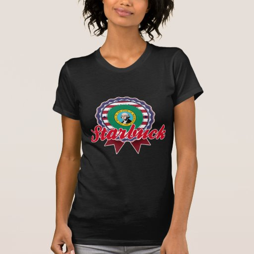 Starbuck, WA Camiseta