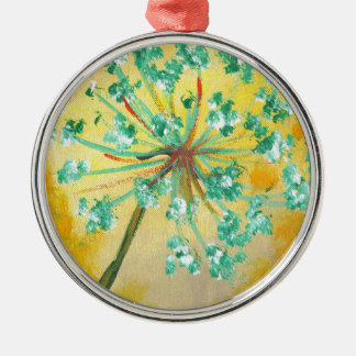starburst adorno de cerámica