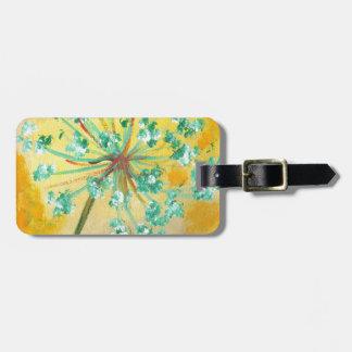 starburst etiqueta para maletas