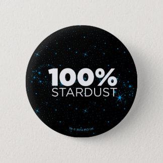 Stardust 100% chapa redonda de 5 cm