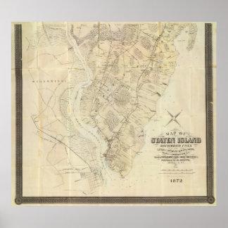 Staten Island del sur Póster