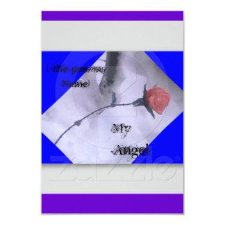 stationary invitación 8,9 x 12,7 cm