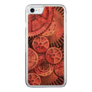 Steampink - Steampunk rosado Funda Para iPhone 8/7 De Carved
