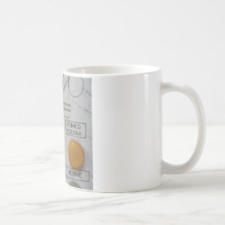 Steampunk industrial taza de café