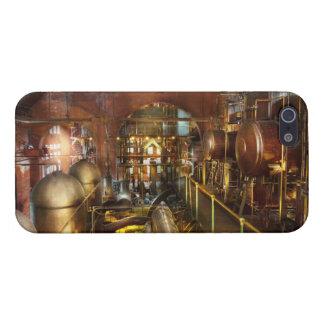 Steampunk - piense - los tanques iPhone 5 fundas