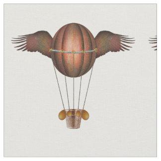 Steampunk se fue volando la tela del globo