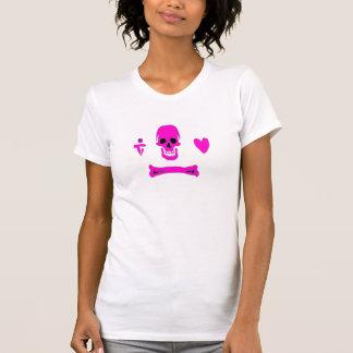 Stede Capo-Rosado Camiseta