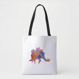 Stegosaurus Bolsa De Tela