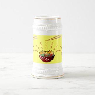 stein de los ramen jarra de cerveza