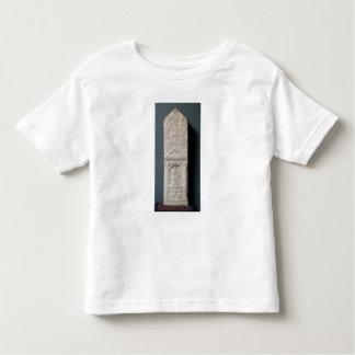 Stela votivo dedicado a Saturn Camisetas