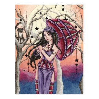 Stella - postal de la bruja