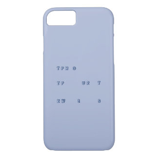 Steno ningún otro caso de las preguntas funda iPhone 7