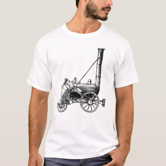 Stephenson Rocket Camiseta