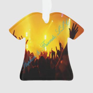 Stephon y ornamento de la camisa del partidario de