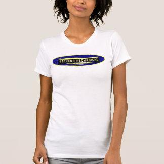 stevens mecánico camiseta