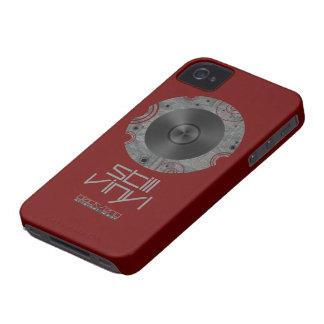 Still Vinyl Case-Mate iPhone 4 Funda