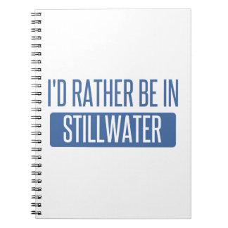 Stillwater Cuaderno