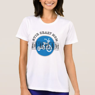 Stir Mamá-Durham loco: Camisa corriente