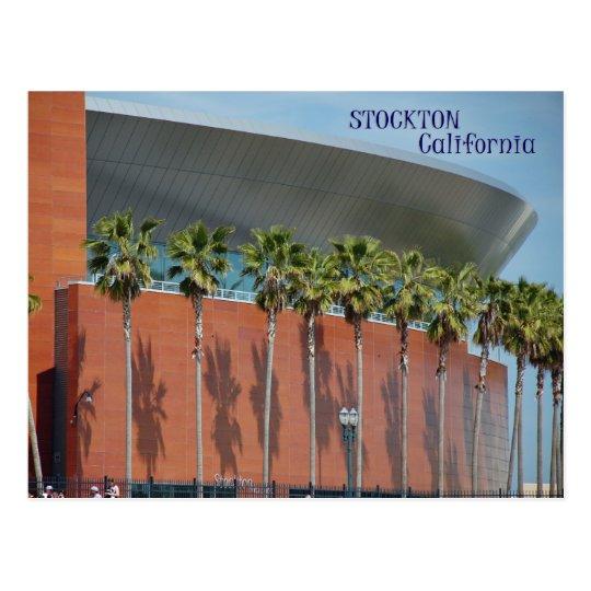 Stockton California Postal