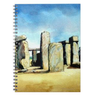 Stonehenge 2 libro de apuntes