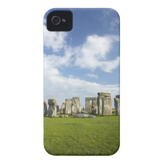 Stonehenge (circa 2500 A.C.), mundo de la UNESCO iPhone 4 Case-Mate Coberturas