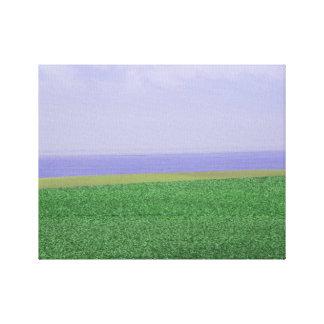 Strawberry Fields para siempre Impresión En Lienzo