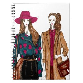 Street style cuadernos