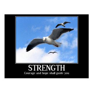 Strength_ Tarjetas Postales