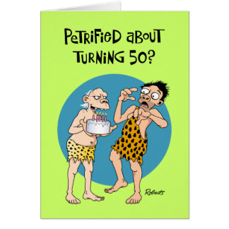 Su 50.o cumpleaños tarjeta