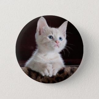 Chapa Redonda De 5 Cm Su botón del personalizado de la foto